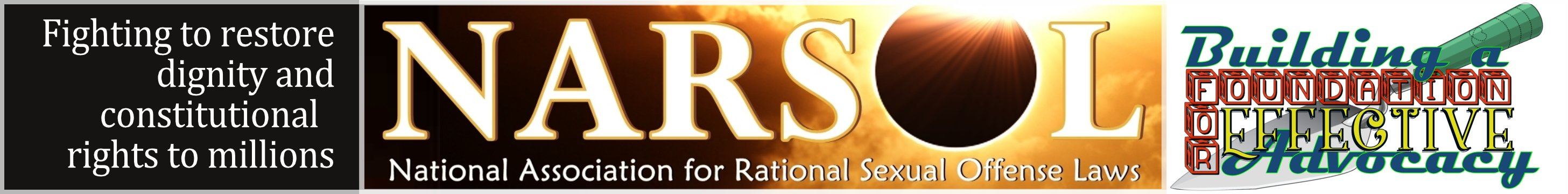 NARSOL - National Association for Rational Sexual Offense Laws